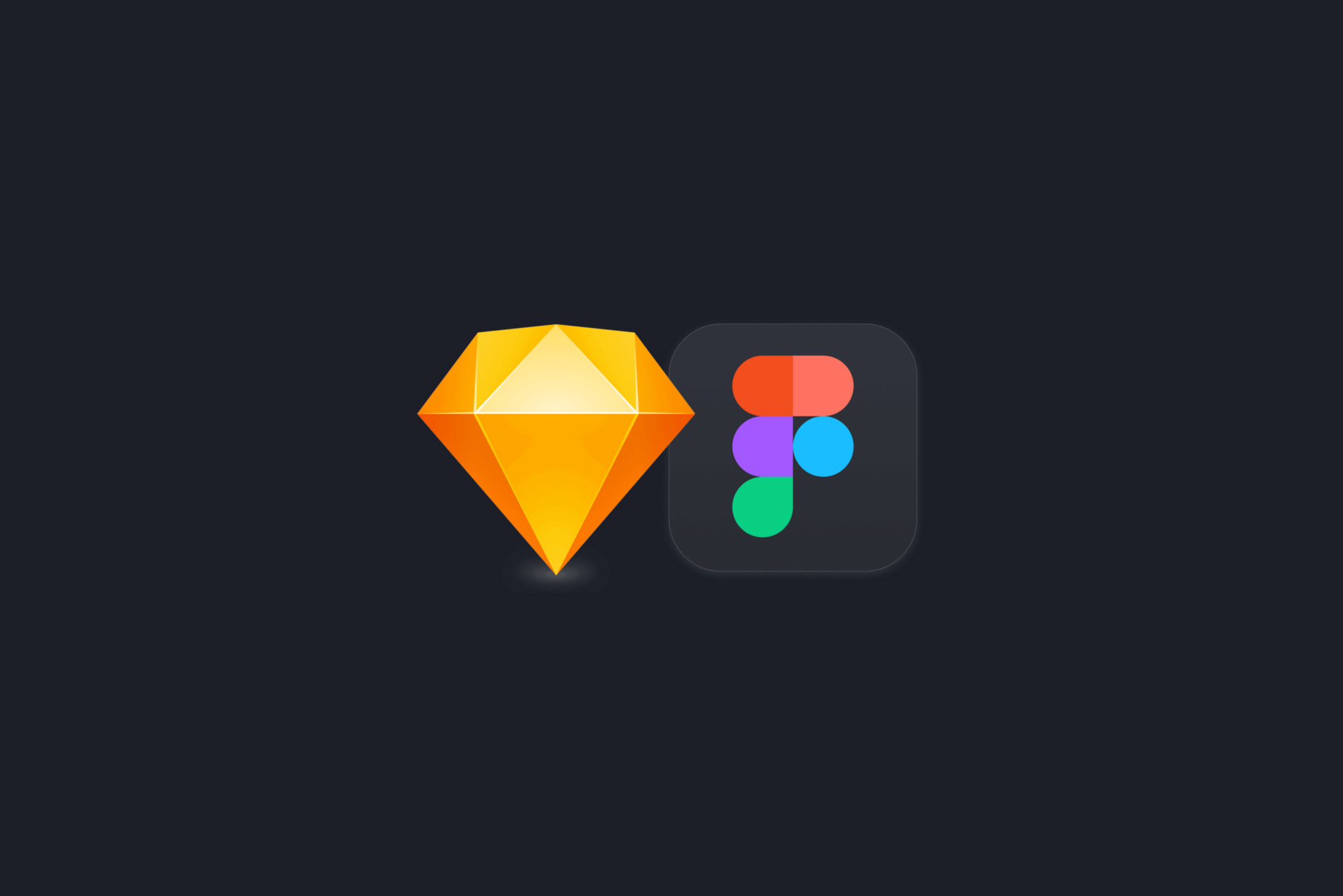 Figma & Sketch – Think Different